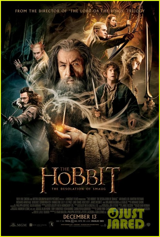 orlando bloom hobbit desolation of smaug character posters 03