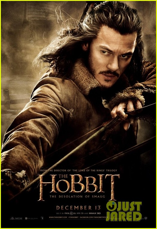 orlando bloom hobbit desolation of smaug character posters 062986077