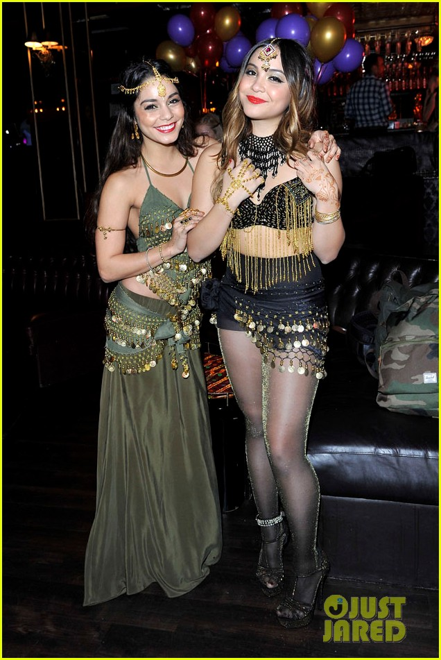 vannessa hudgens stella birthday party at beachers madhouse 092995383