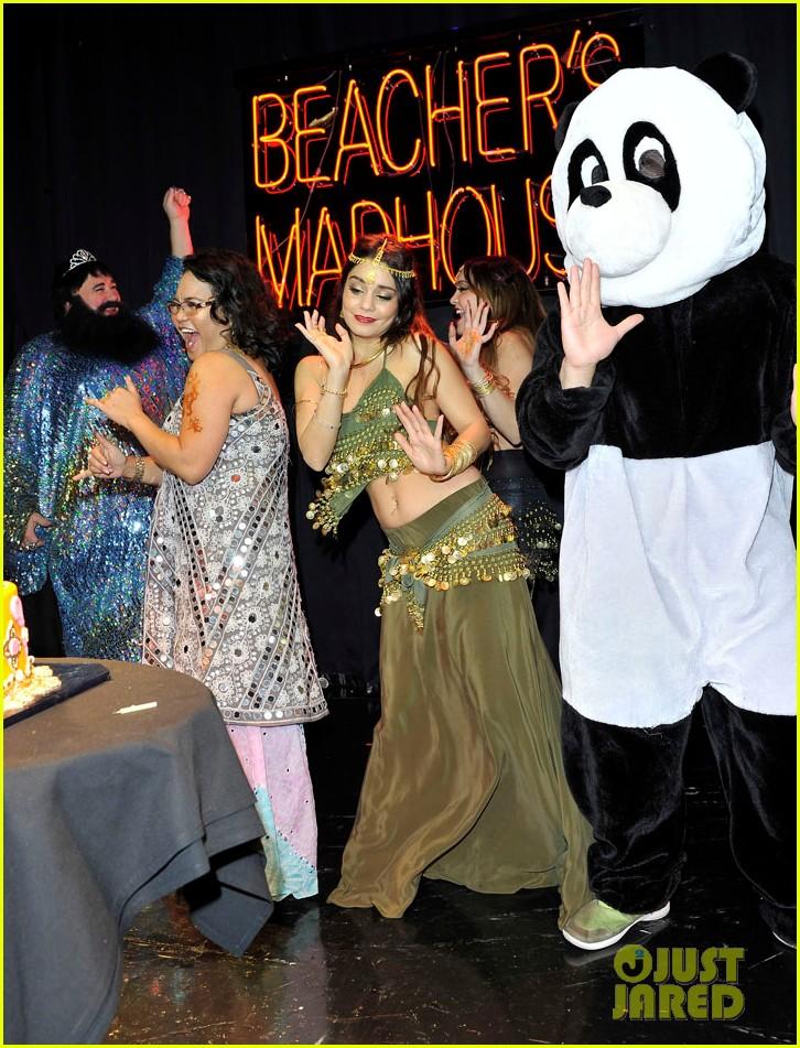 vannessa hudgens stella birthday party at beachers madhouse 292995403