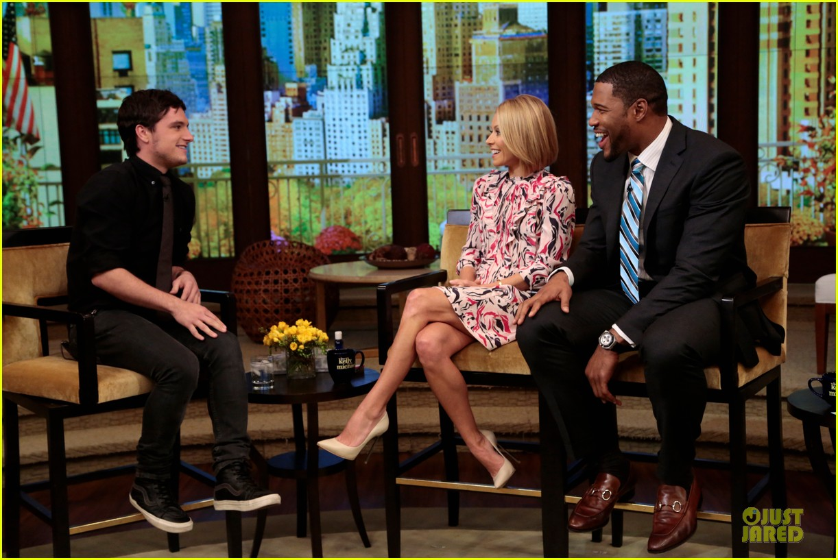josh hutcherson saturday night live promo watch now 052996339
