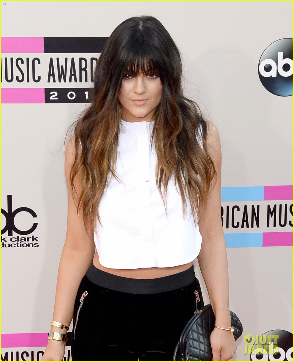 kendall kylie jenner amas 2013 red carpet 062999256