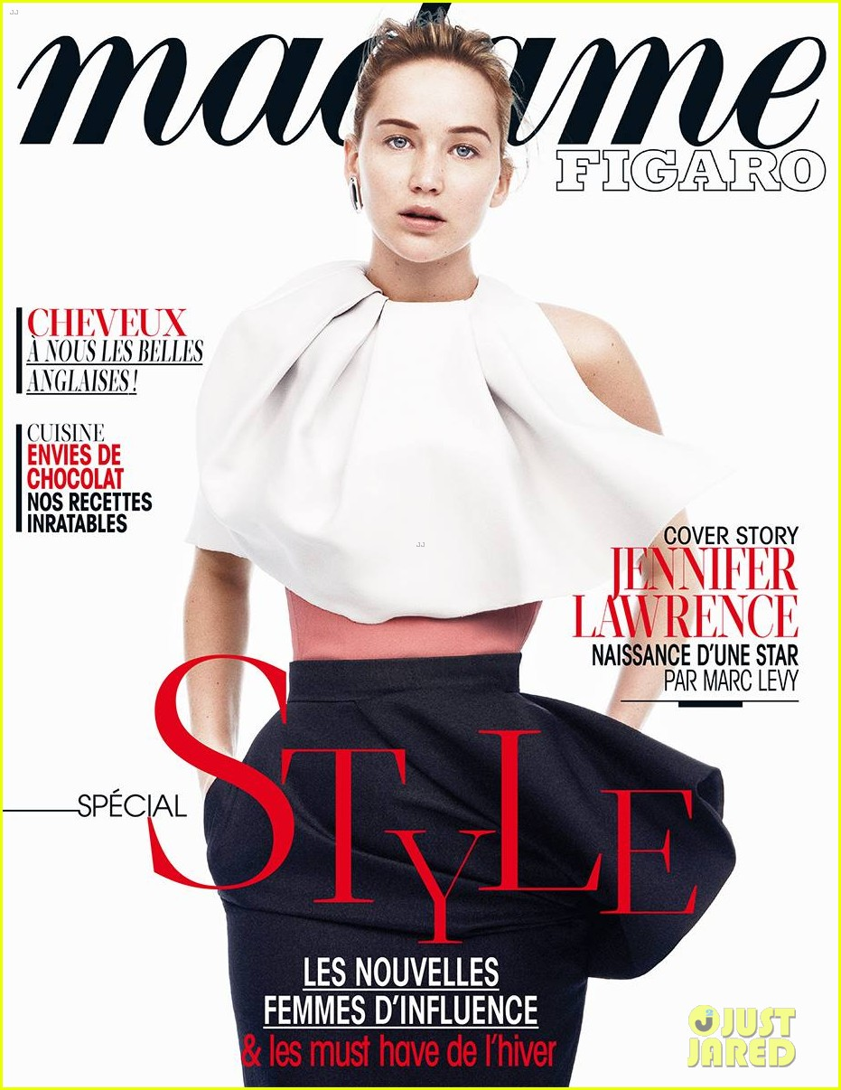 jennifer lawrence madame figaro style issue 012994819