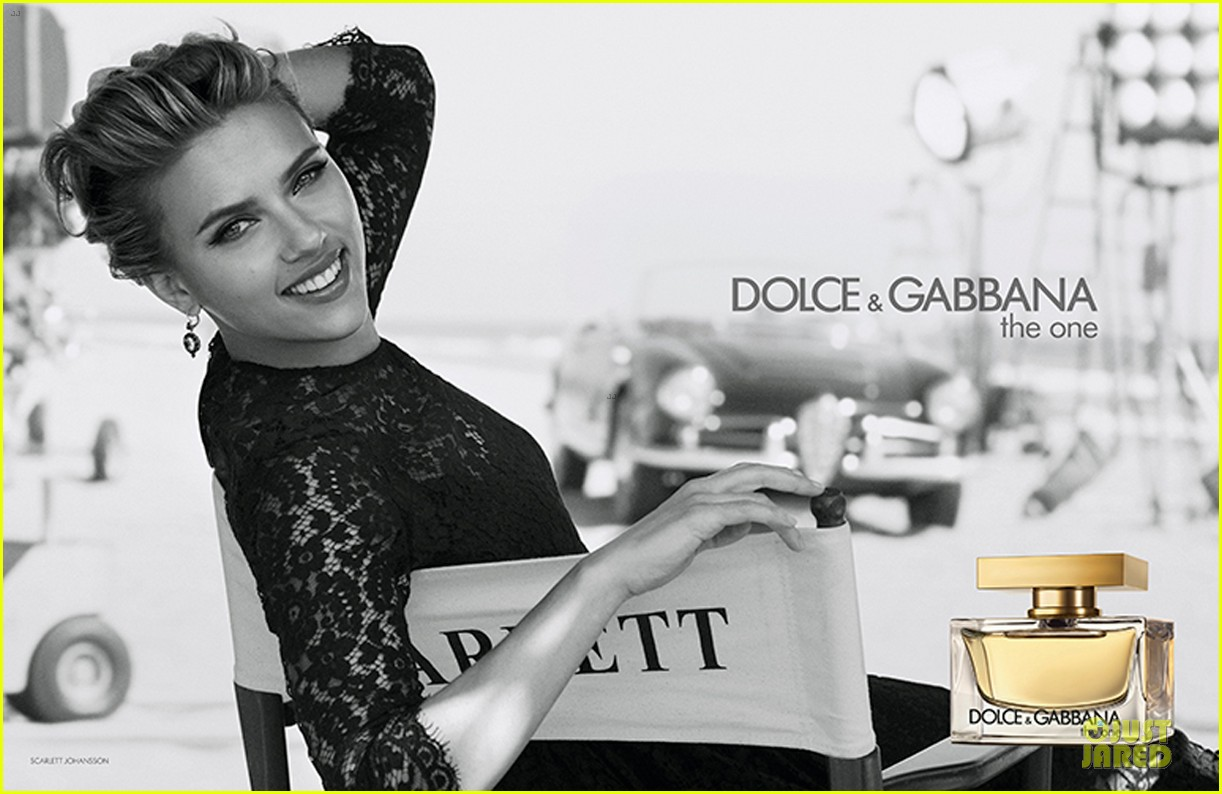 scarlett johansson matthew mcconaughey dolce gabbana ad video watch now 022986682