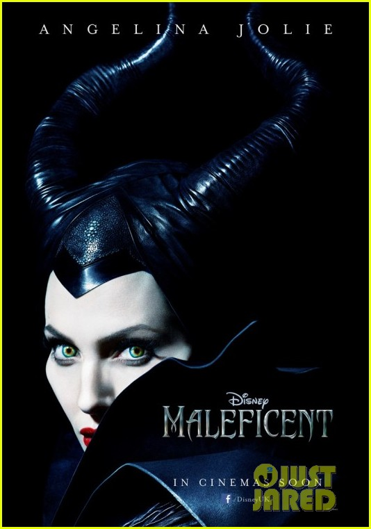 angelina jolie maleficent poster just released 012991021