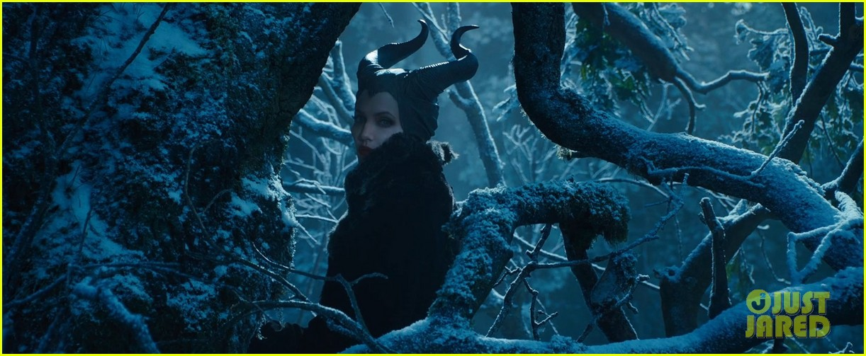 angelina jolie maleficent teaser trailer with daughter vivienne 082991616