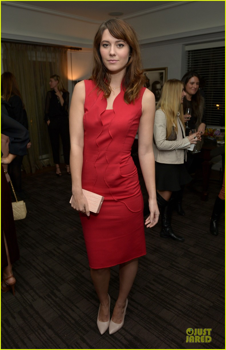 rashida jones christina hendricks banana republic lwren scott collection launch 052996367
