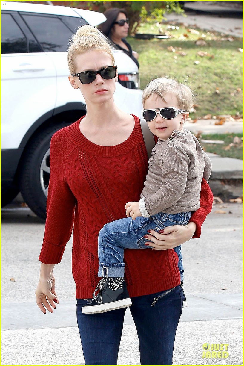 january jones sunglasses sporting pair 18