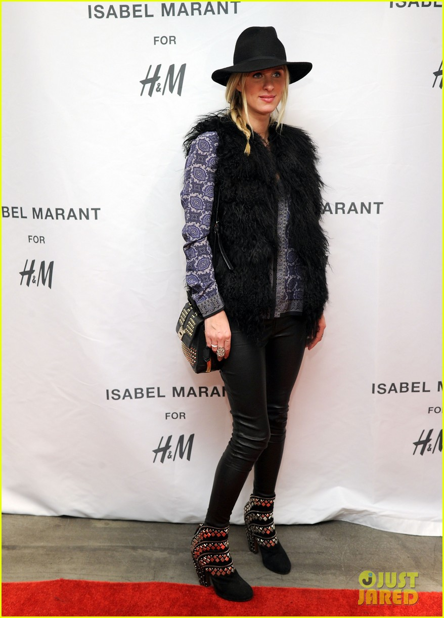 milla jovovich molly sims isabel marant for hm shoppers 062991260