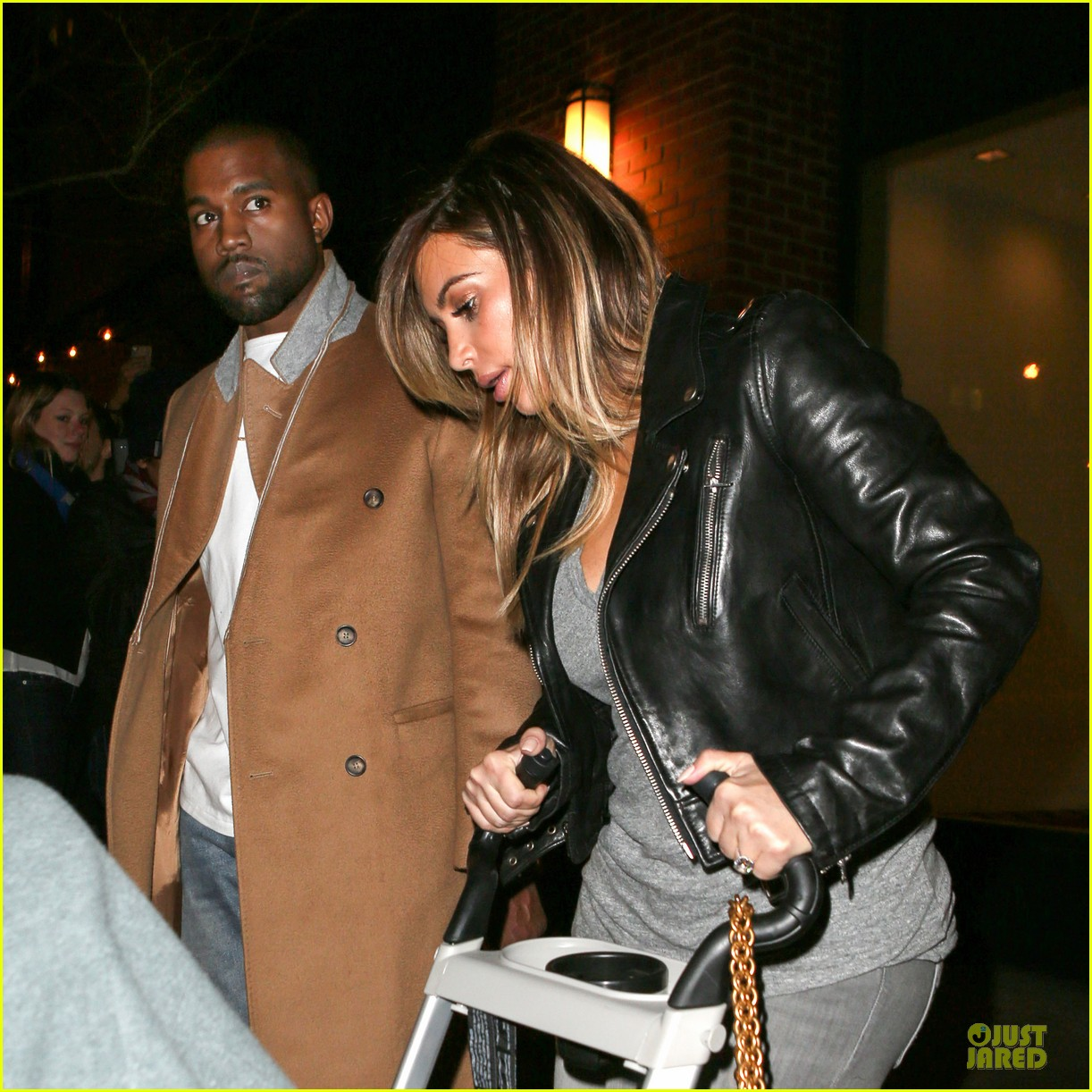 kim kardashian kanye west friday dinner date with north 202998273