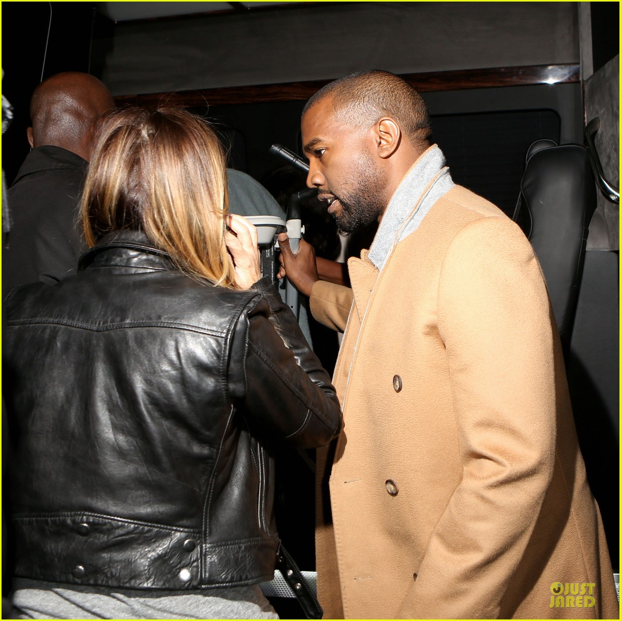 kim kardashian kanye west friday dinner date with north 222998275