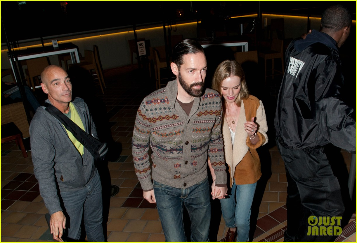 kate bosworth michael polish hold hands after big sur screening 022985847