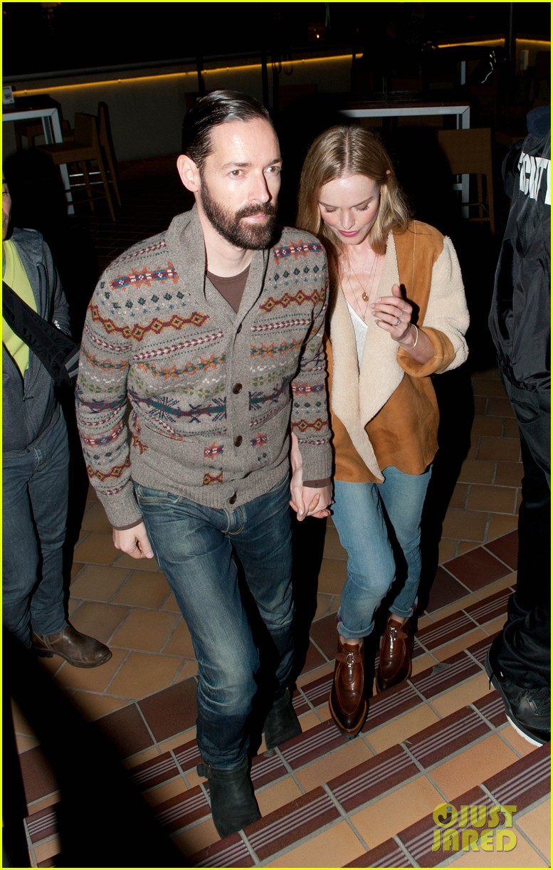 kate bosworth michael polish hold hands after big sur screening 03