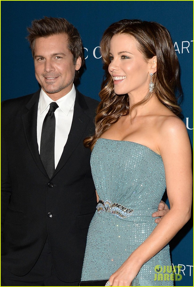 kate beckinsale len wiseman lacma art film gala 022985359