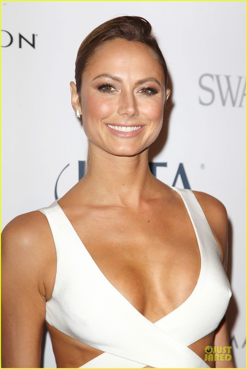 stacy keibler ace awards honoree 022986318