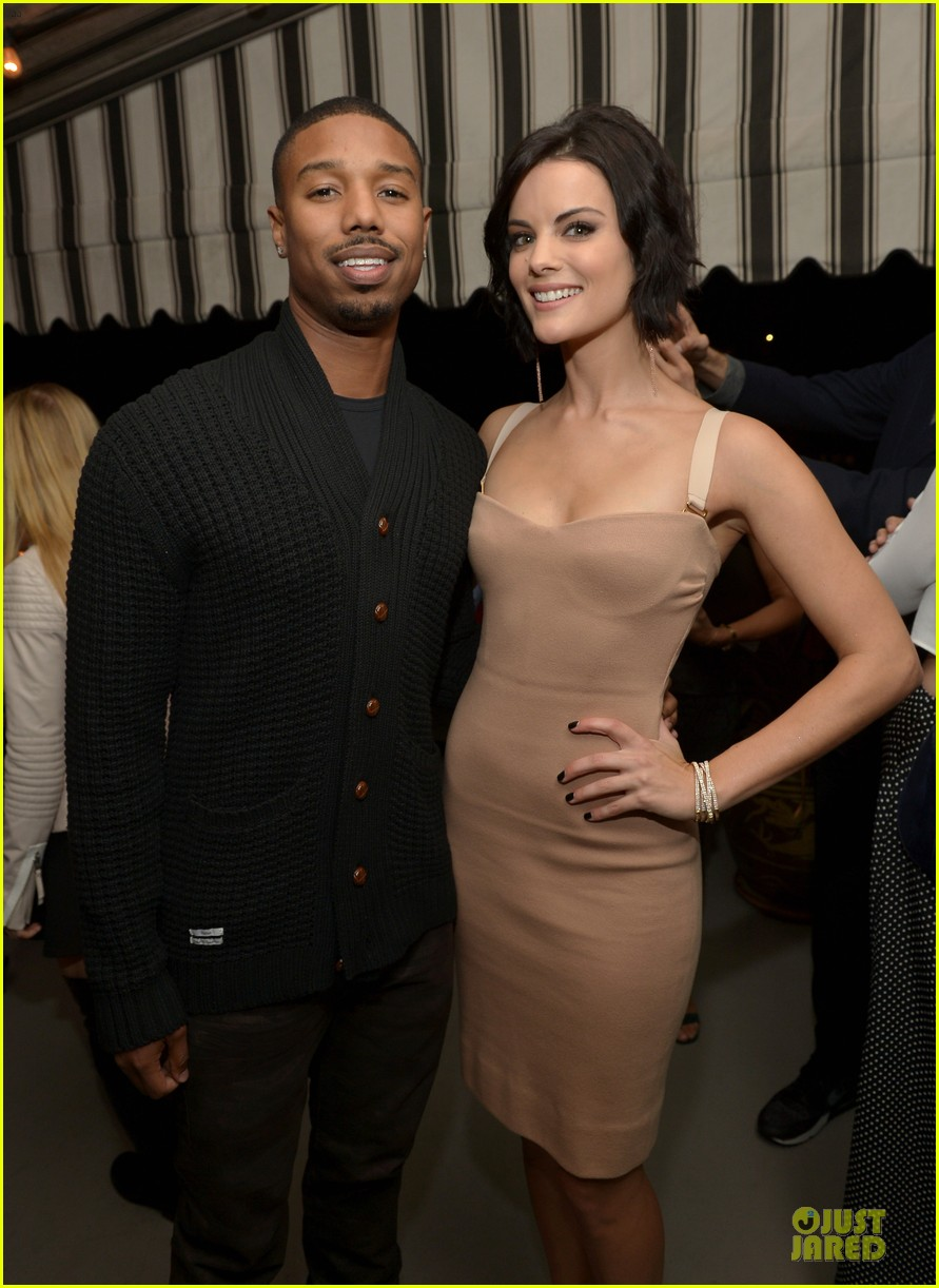 kesha michael b jordan banana republic lwren scott collection launch 022996393