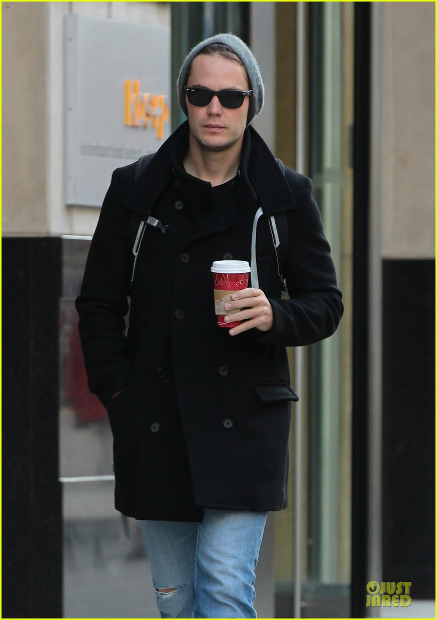 taylor kitsch wraps week with coffee 022993884