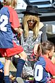 heidi klum martin kirsten sunday soccer with the kids 30
