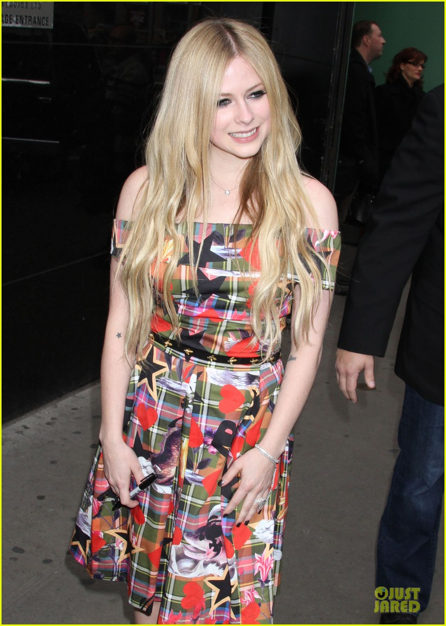 avril lavigne self titled record release party 112986855