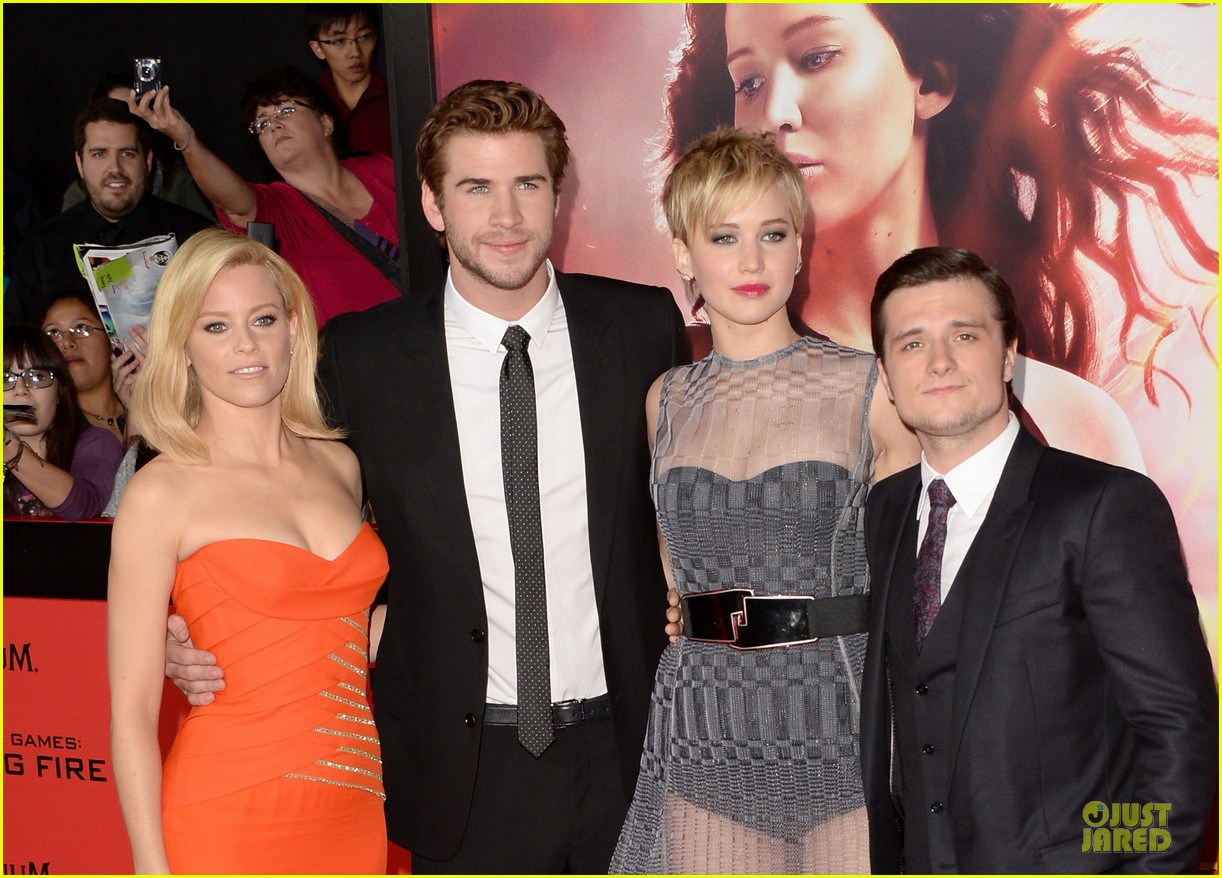 jennifer lawrence catching fire la premiere 072995704