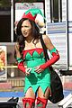 lea michele naya rivera santas sexy little helpers 22
