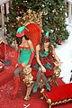 lea michele naya rivera santas sexy little helpers 25