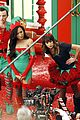 lea michele naya rivera santas sexy little helpers 35