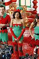 lea michele naya rivera santas sexy little helpers 38