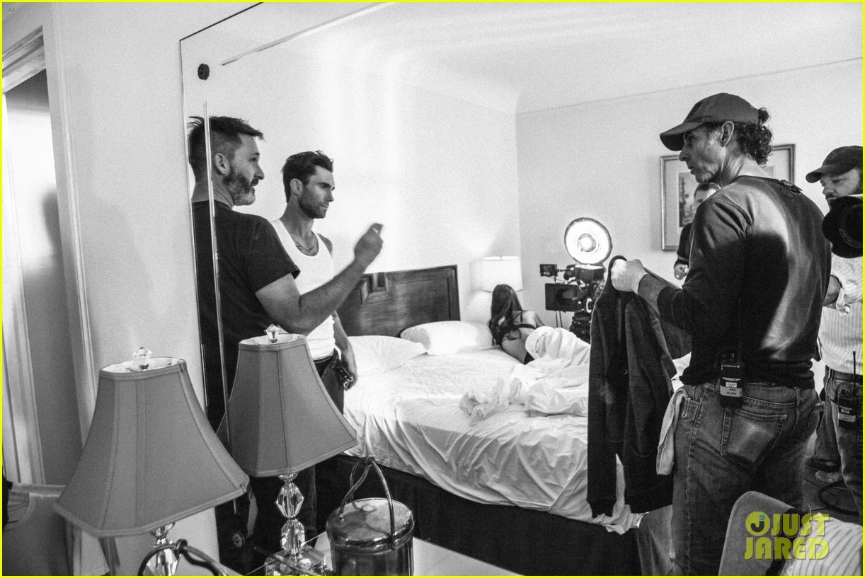 adam levine kmart commercial behind the scenes 062996732