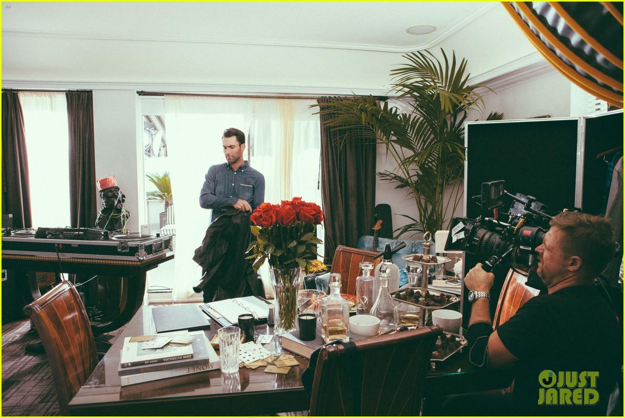 adam levine kmart commercial behind the scenes 092996735