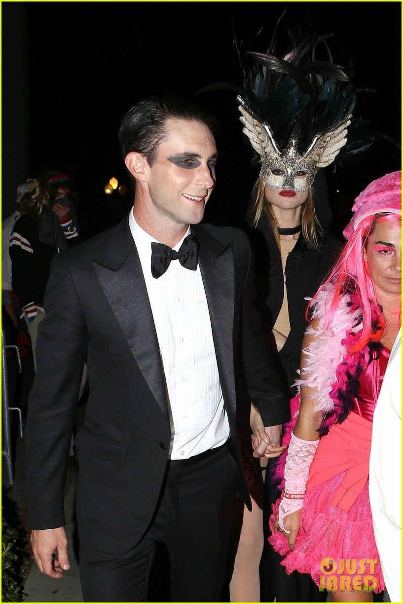 adam levine behati hold hands after hosting halloween party 042984191