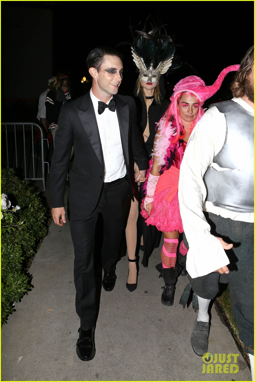 adam levine behati hold hands after hosting halloween party 082984195