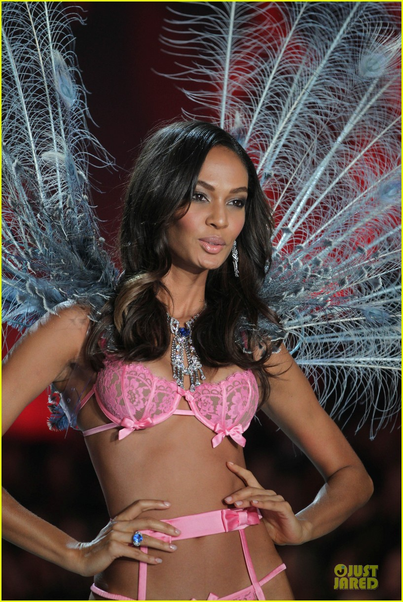 adriana lima lily aldridge victorias secret fashion show 2013 272992231