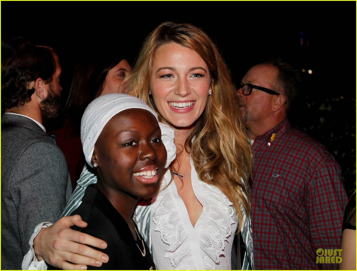 blake lively emma roberts hm new orleans store opening 172994387