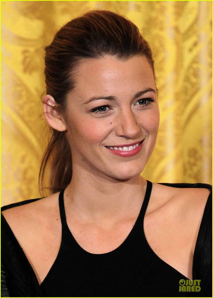 blake lively film production workshop at the white house 13