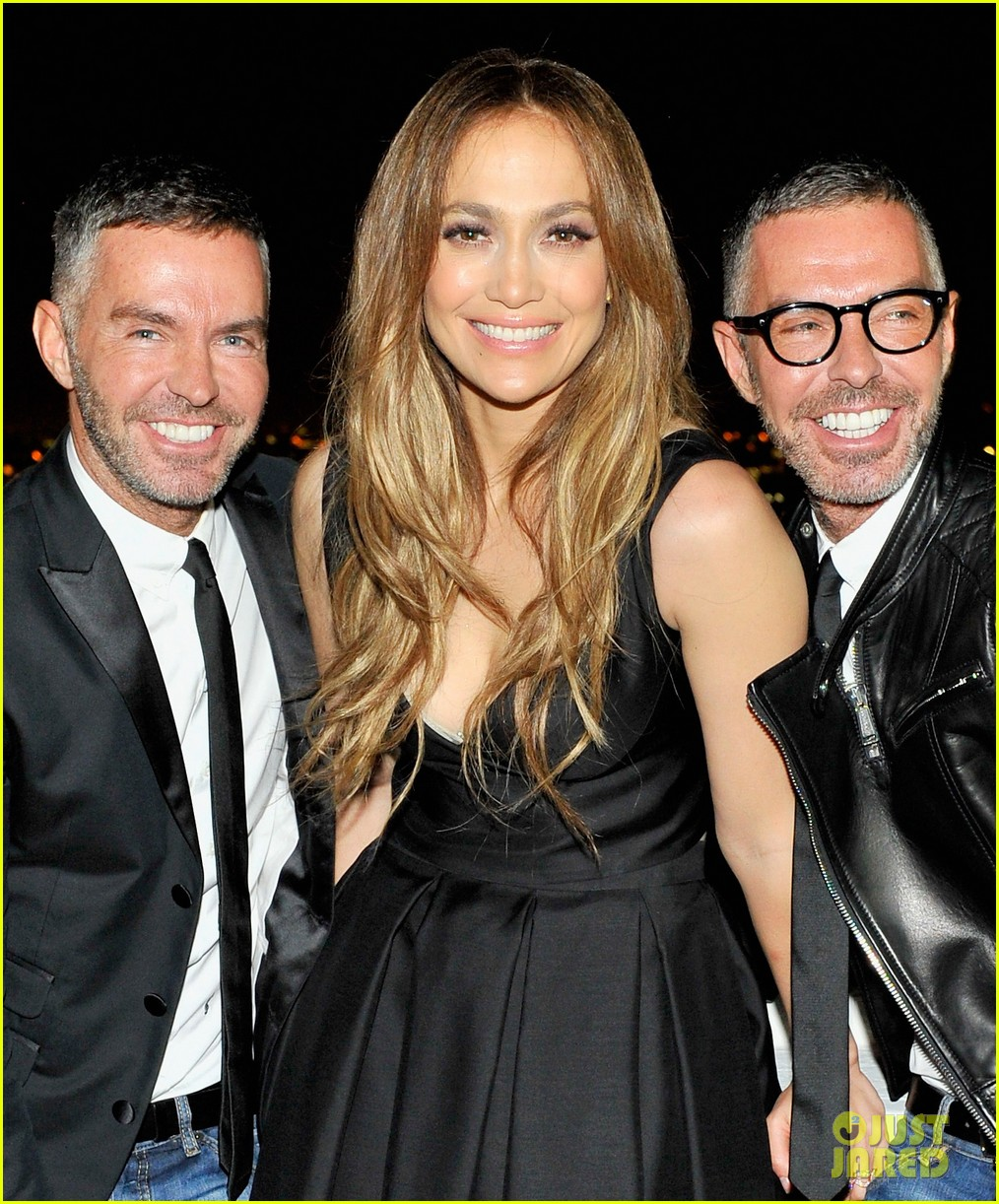 jennifer lopez dsquared2 dinner following the amas 2013 022999878