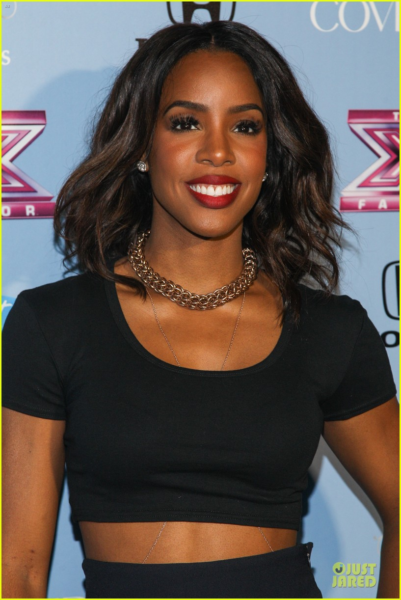demi lovato kelly rowland x factor finalists party 062986366