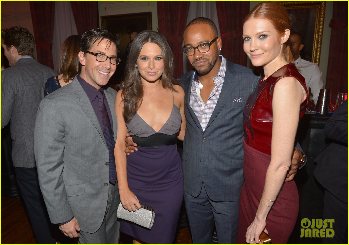 katie lowes darby stanchfield gq men of the year party 132991484