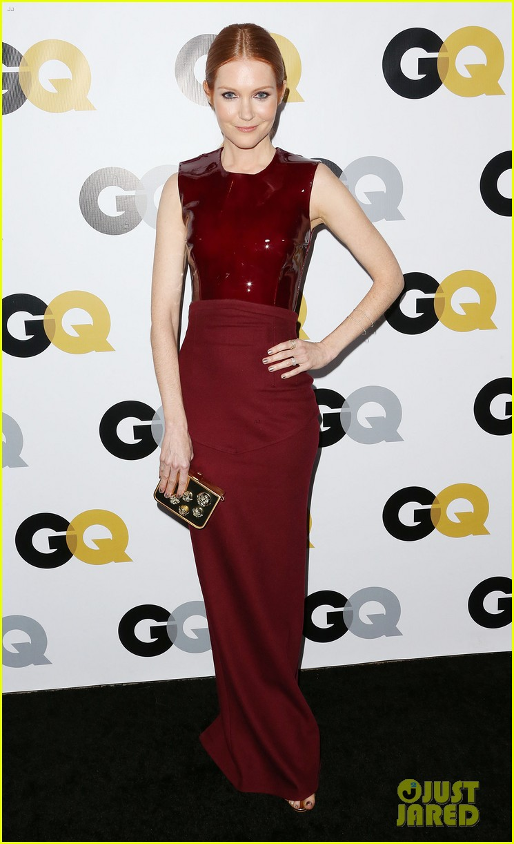 katie lowes darby stanchfield gq men of the year party 162991487