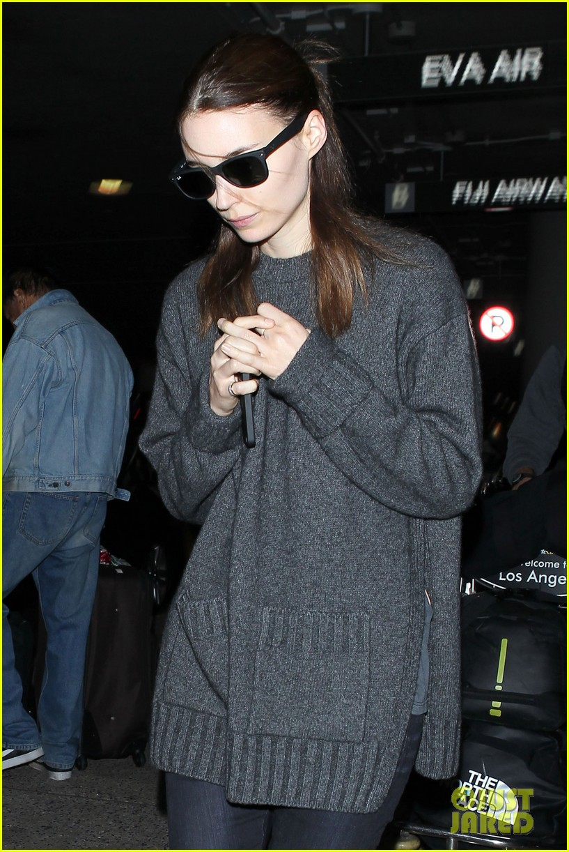 rooney mara back in america after her rome premiere 022991130