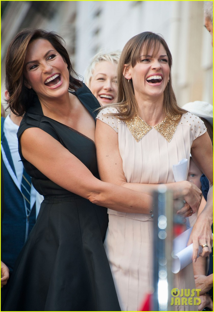 mariska hargitay hollywood walk of fame star 132988921