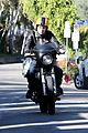 olivier martinez fender bender in studio city 08