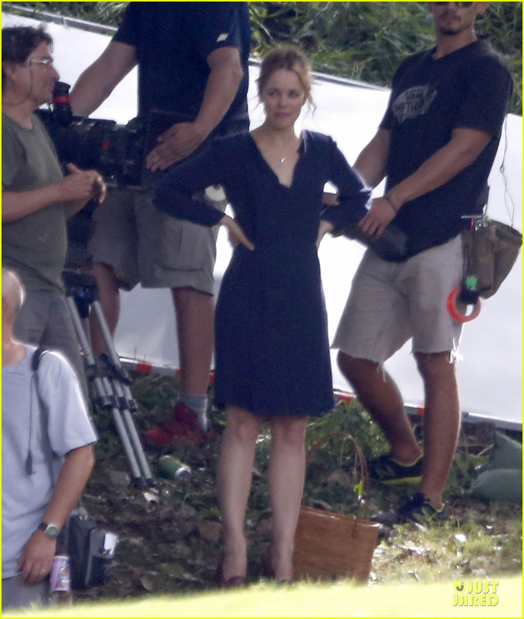 rachel mcadams funeral scene for untitled cameron crowe project 052995647