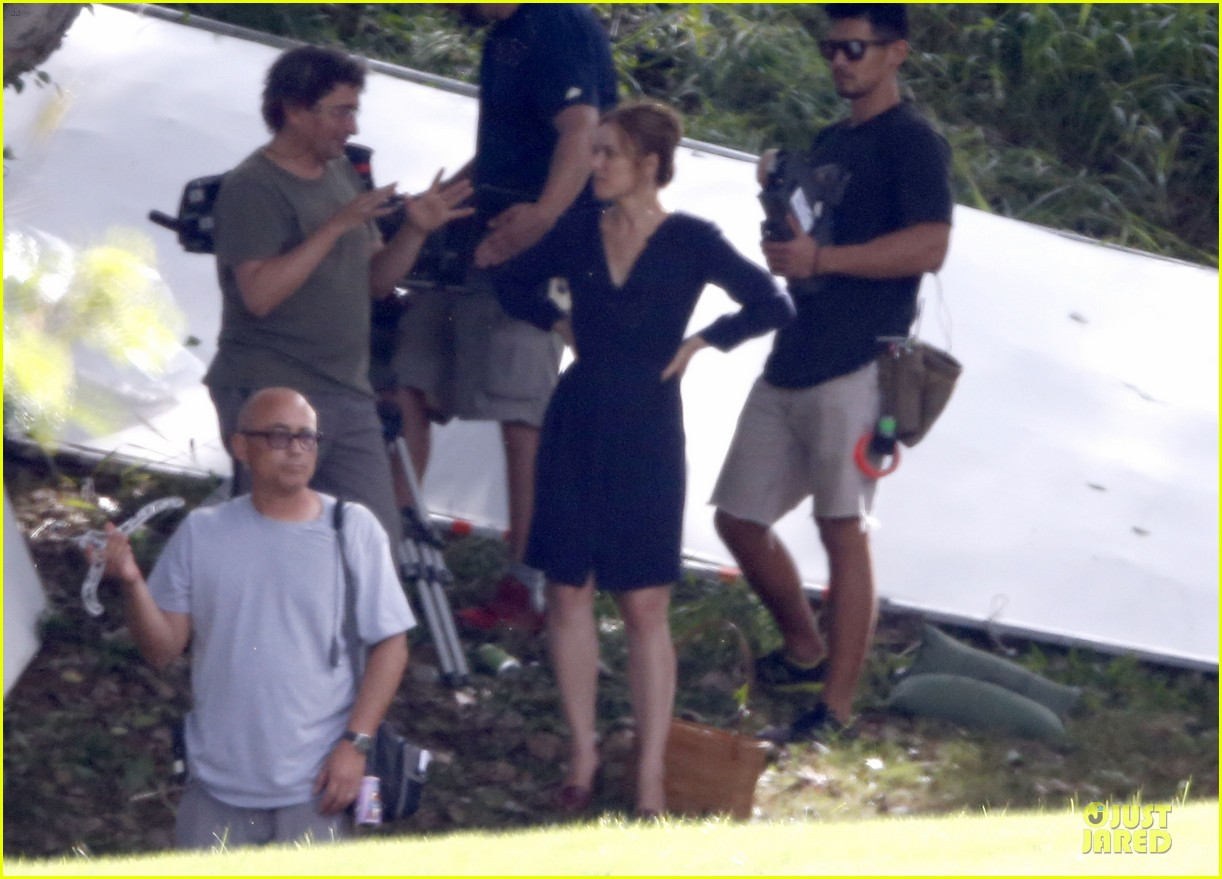 rachel mcadams funeral scene for untitled cameron crowe project 10