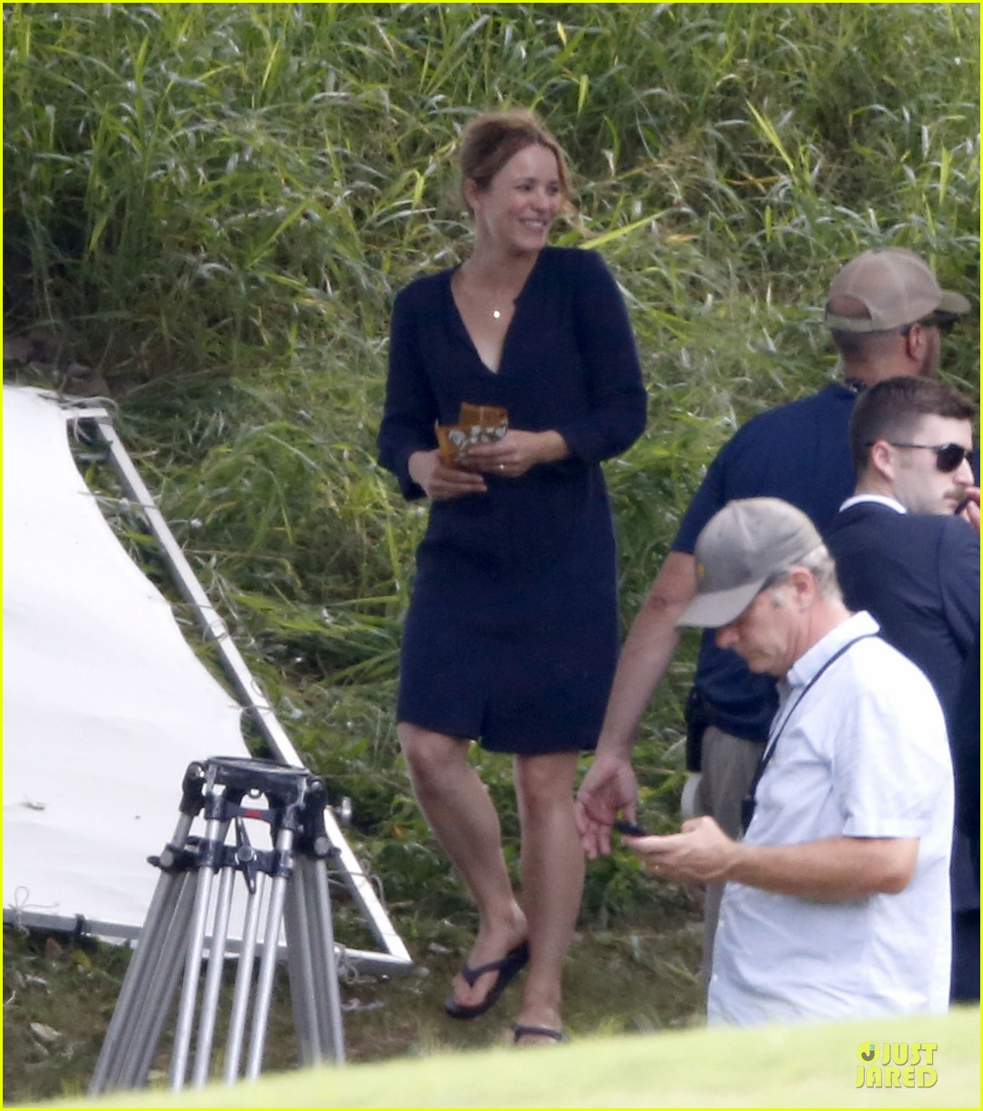 rachel mcadams funeral scene for untitled cameron crowe project 122995654
