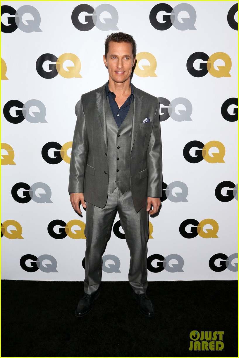 matthew mcconaughey gq men of the year party 092991323