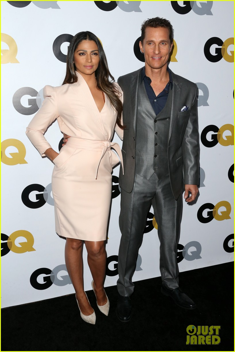 matthew mcconaughey gq men of the year party 11