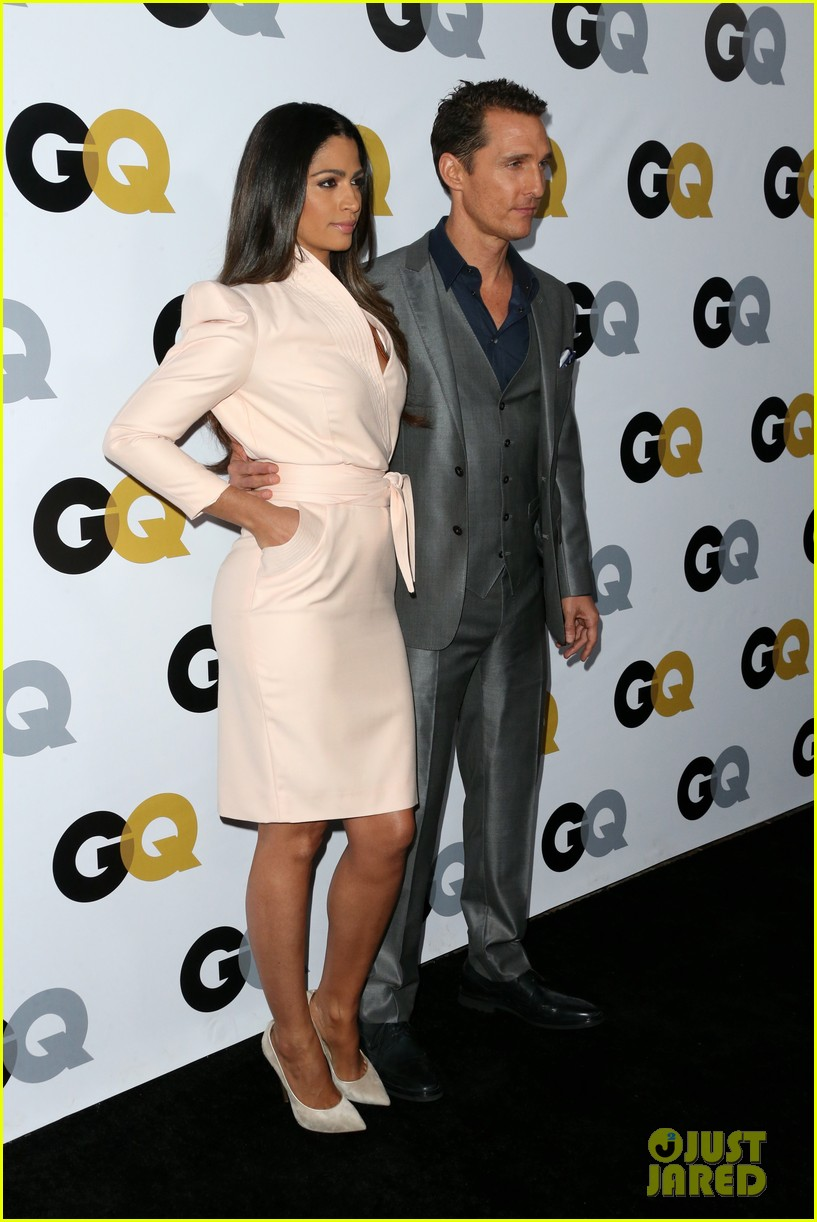 matthew mcconaughey gq men of the year party 13