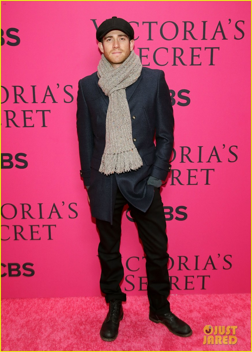 dylan mcdermott jamie chung victorias secret fashion show after party 2013 022992573