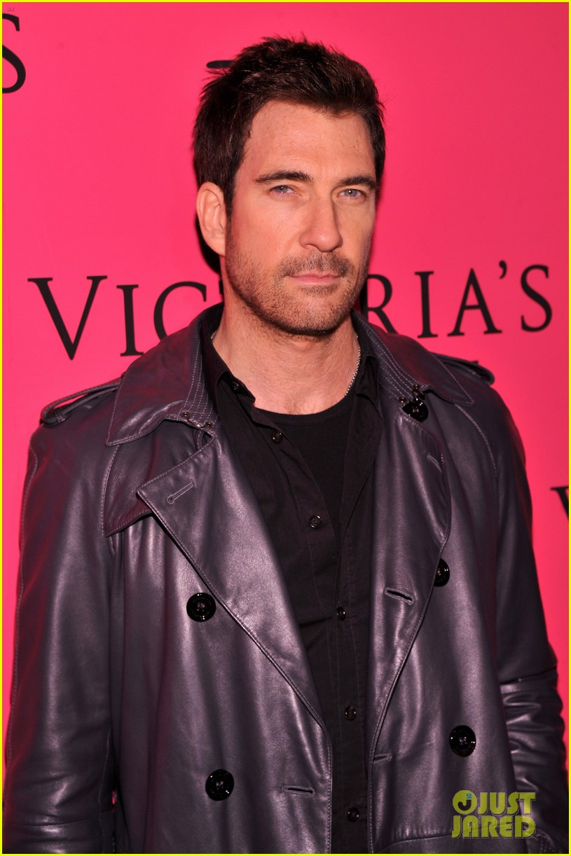 dylan mcdermott jamie chung victorias secret fashion show after party 2013 05